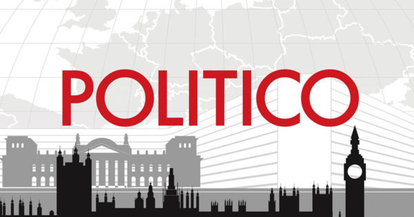 Politico Europe Hires Nicolas Sennegon as Chief Revenue Officer