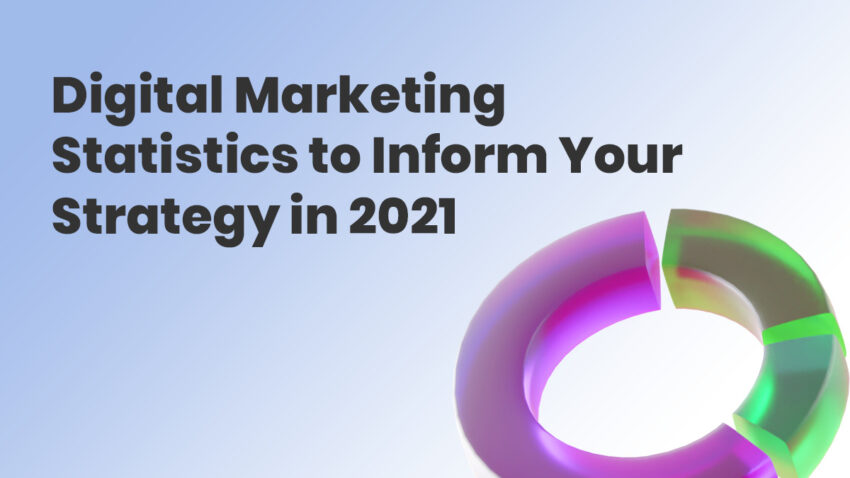 Digital Marketing Stats to Inform Your Strategy in 2021