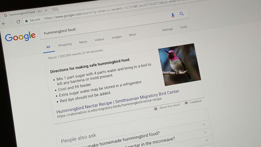 Featured snippets went missing but have now returned; Friday's daily brief