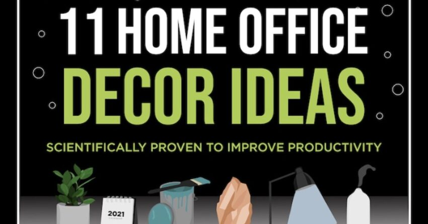 How to Improve Productivity at Your Home Office
