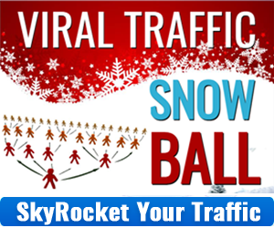 viral traffic snowball